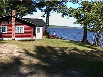 breeze waterfront cabin rental