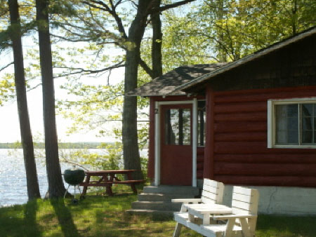 Lake Cabin Rental 2
